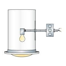 Sun Tube - Electric Light Kit