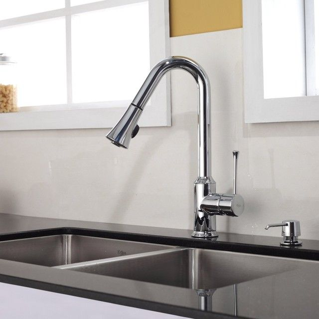 Modern Kitchen Sink Faucet 80 best soothing kitchen faucets images on pinterest | faucet