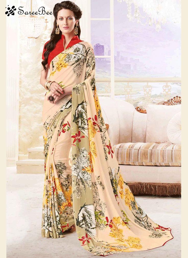 Artistic Print Work Multi Colour Printed Saree  For More Information WhatsApp 7202080091 Or Visit www.SareeBe.com  #red  #designer  #instagram  #kurti  #fashionista  #makeup  #delhi  #outfitoftheday  #women-fashion  #myfirststory  #model  #indian  #saree  #ramadanmubarak  #trendy  #ethnic  #picoftheday  #menonroposo  #roposolove  #cool  #firstpost  #soroposo  #summer-style  #streetstyle  #summer  #newdp  #beauty  #traveldiaries  #styles  #youtuber  #bestSeller