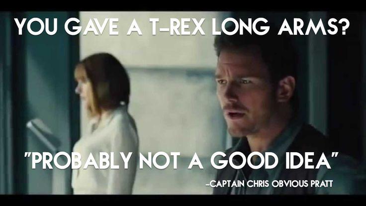 Jurassic World Logic : funny