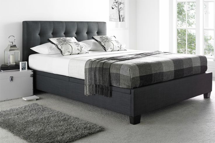 The Kaydian Abbey Ottoman comes in three spiffy colours and is a popular lady from our exclusive Kaydian range. Buy online at Beds on Legs www.bedsonlegs.co.uk