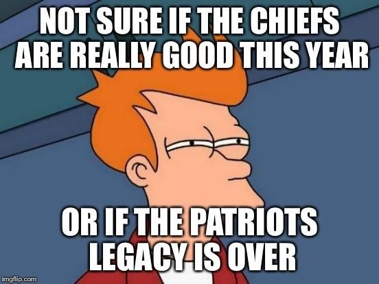 After watching tonight's NFL game