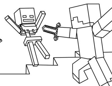 14 best Minecraft Ausmalbilder images on Pinterest