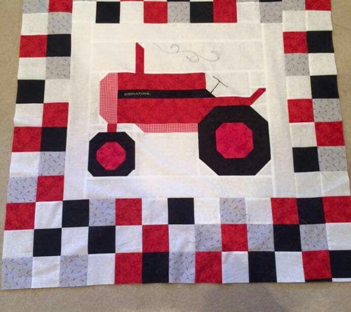 Tractor quilt                                                       …