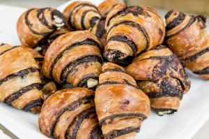 How to Make an Amazing Israeli Breakfast Buffet: Chocolate Rugelach