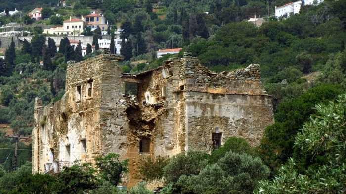 Menites, Andros, Greece