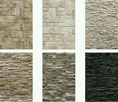 Tipo de fachada para pared