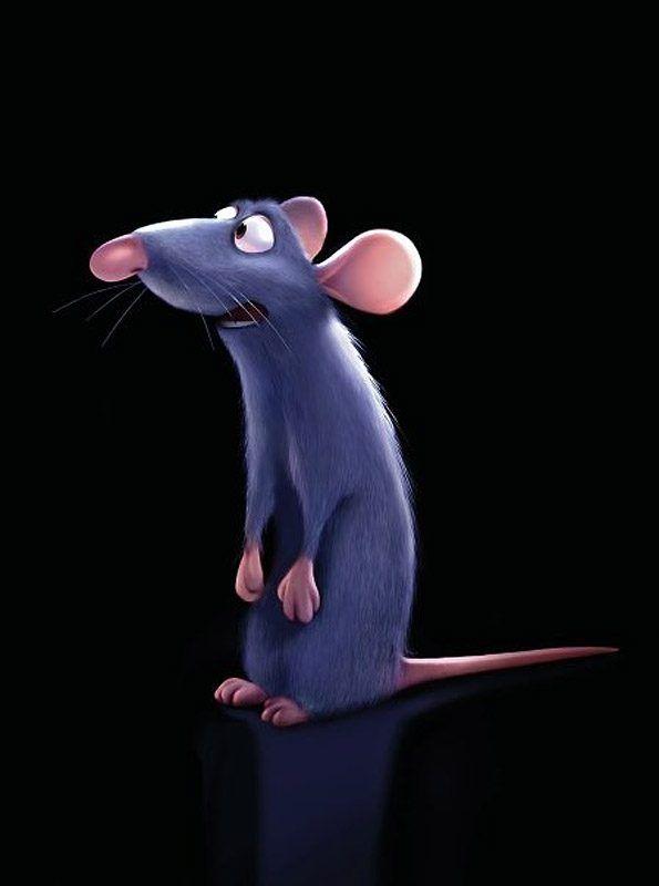 Для, рататуй картинки крыса