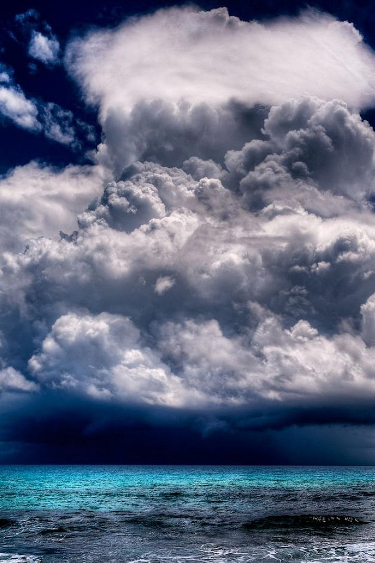 Storm Cloud Building at Isla Mujeres