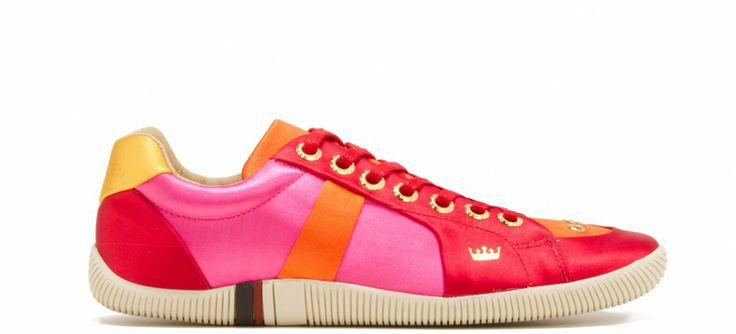 TENIS RIVA CETIM ENLUVADO FEM Osklen  #shoes