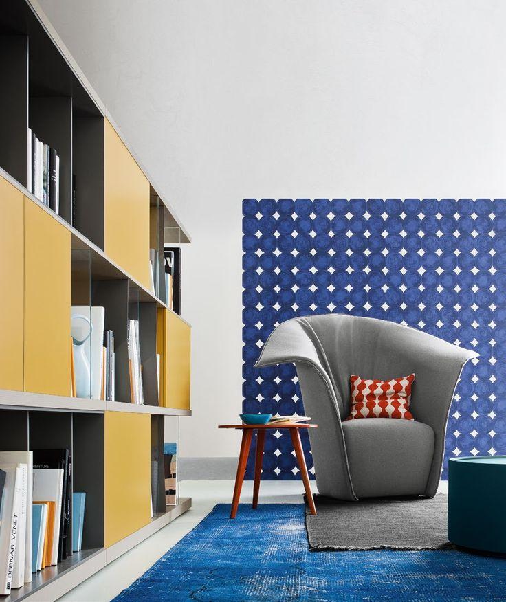 8 best Librerías images on Pinterest Furniture, Lounges and Madrid - aktuelle trends esszimmer mobel modern
