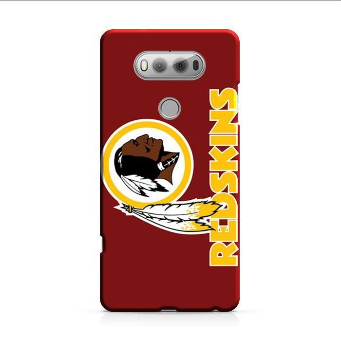 Washington Redskins Logo LG V20 3D Case