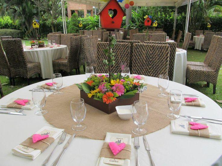 17 best ideas about decoracion para bautismo on pinterest for Decoracion bodas originales
