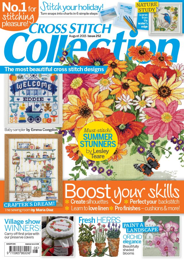 Cross Stitch Collection issue 252