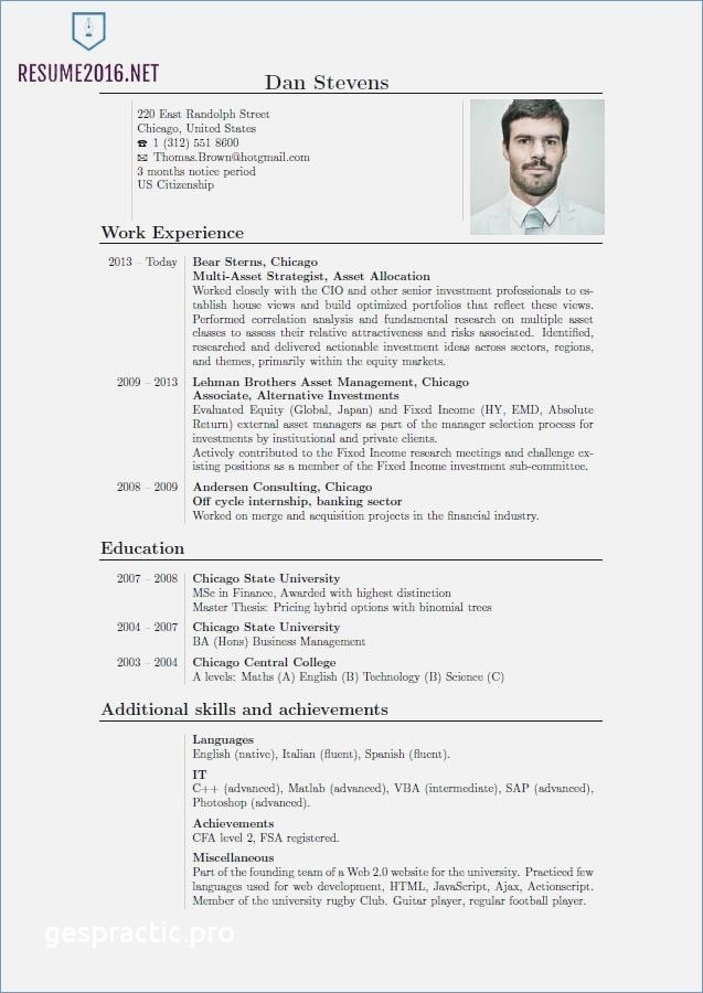 Options Resume Format Latest resume format, Resume format, New