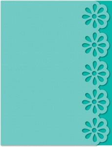 Silhouette Design Store - View Design #38913: a2 fancy edge card