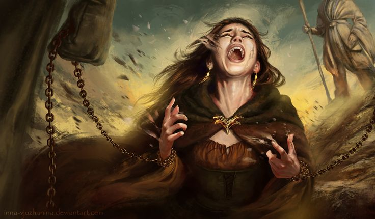 ashes to ashes by innavjuzhanina female vampire being