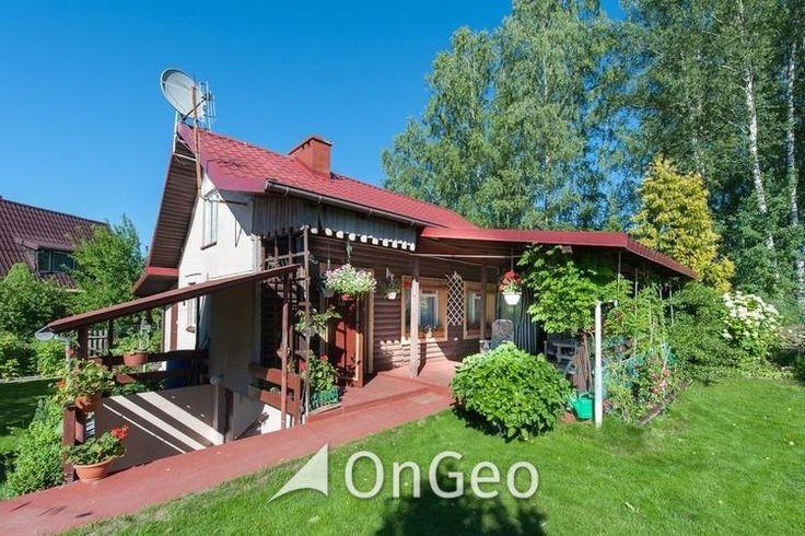 Dom na sprzedaż, Olsztyn Dom #letni, #wypoczynkowy. Idealne miejsce relaksu dla całej rodziny. Otoczony #ogrodami, #jezioro w bliskim sąsiedztwie. #domnasprzedaz #ongeo #domekletni #domnadjeziorem
