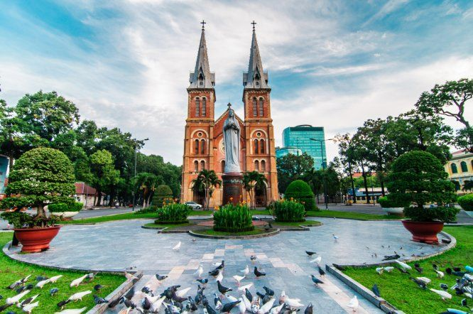 En el puesto 14 de los más baratos está la ciudad antes conocida como Saigón, la más grande de Vietnam