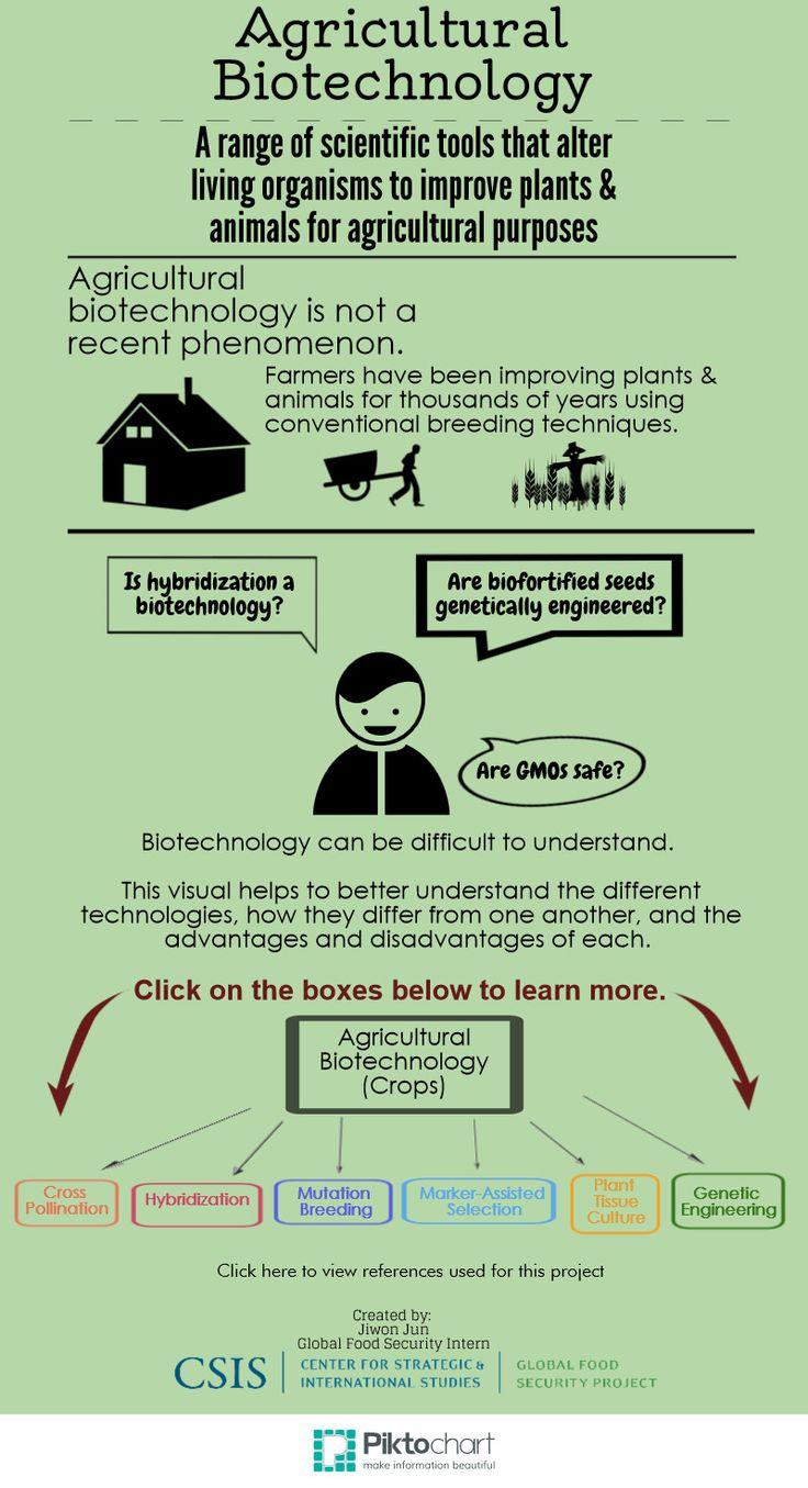 Biotechnology scientists