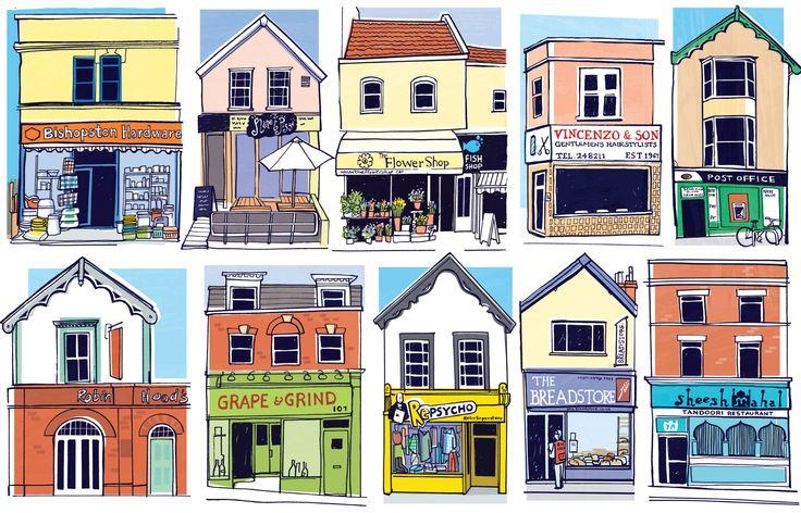 Gloucester Road, Bristol, #independent shops
