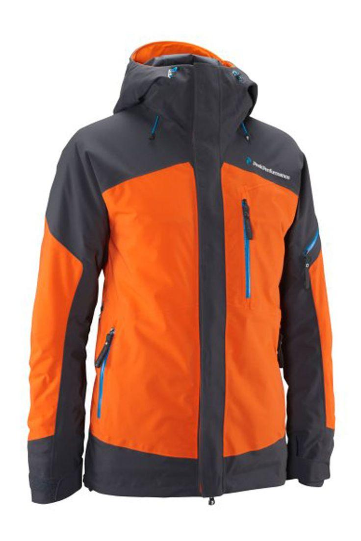 Peak Performance Men's Heli Chilkat Jacket - Snow+Rock