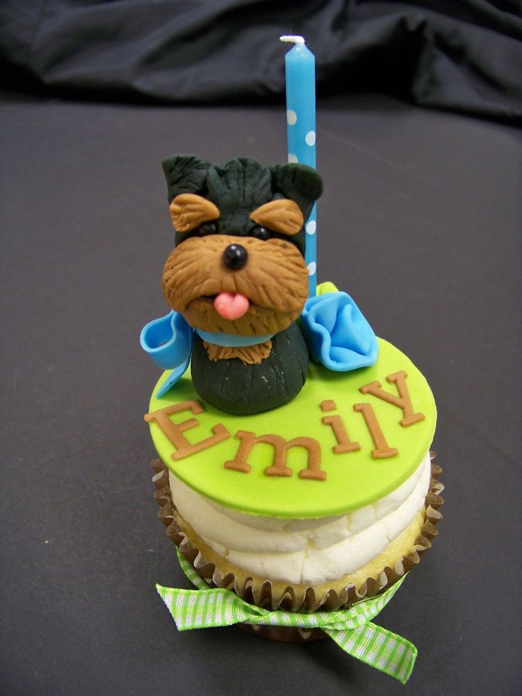 Best 25 Puppy Dog Cupcakes Ideas On Pinterest Image For