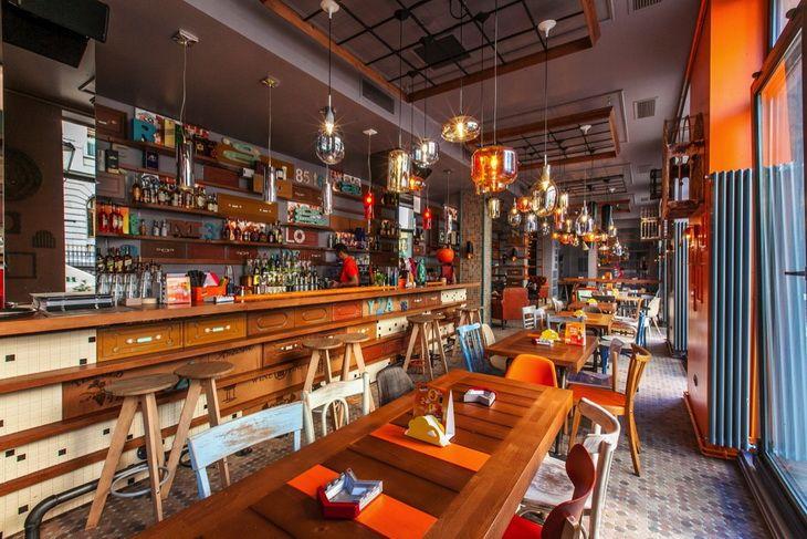 Entourage Restaurant - Bucharest, Romania
