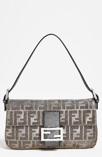 Fendi #handbag #purse #clutch lurex
