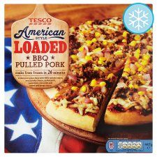 T.American Style Loaded Bbq Pulled Pork 447G - Groceries - Tesco Groceries