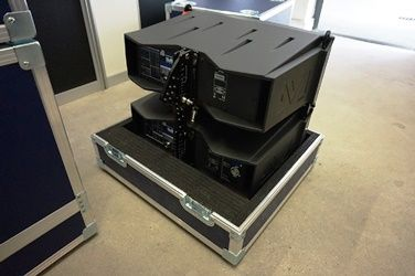 FLIGHTCASE SRL: DB TECHNOLOGIES M2m