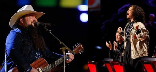 "Sundance Head Stuns ""The Voice"" With a Country Cover of Alicia Keys' ""No One"""