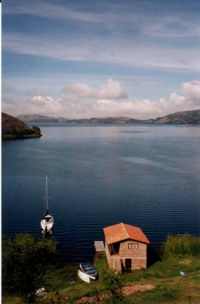 Laguna de Tota (Boyacá) #colombia