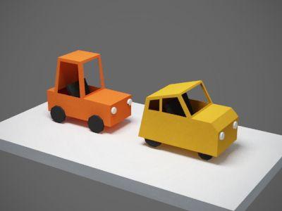 Dribbble - cars by Dmitry Kornilov