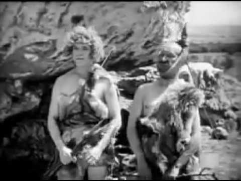 """Laurel & Hardy: in """"flying Elephants"""" 1928"""