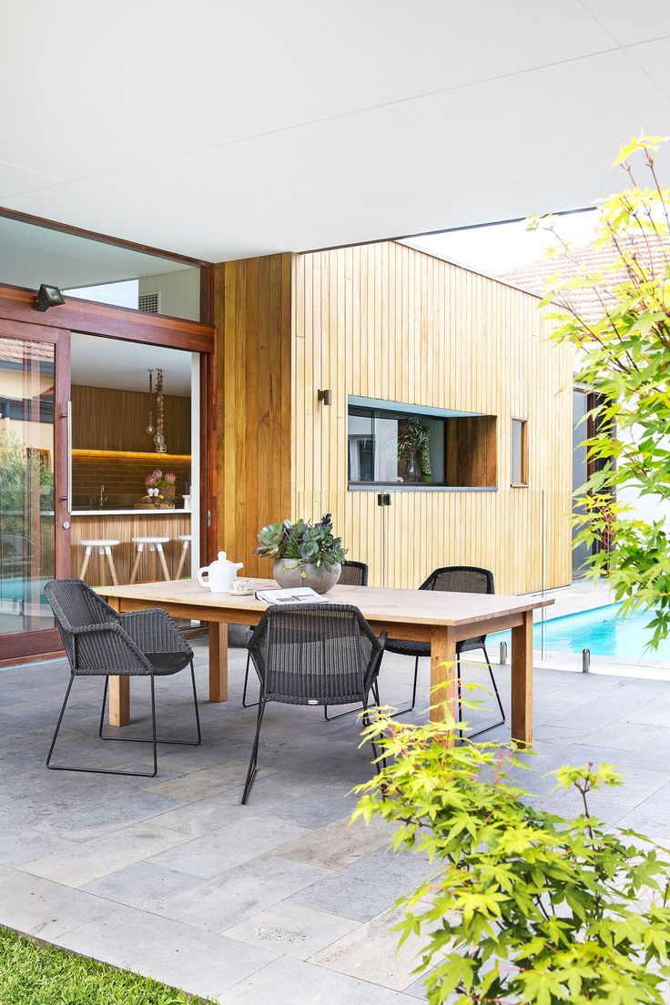 1930s Bungalow Gets A Retro Style Revamp