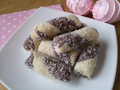 Betti gluténmentes konyhája: Kókuszrúd