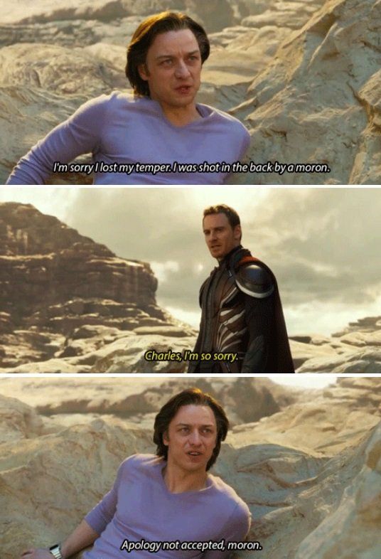 Fun Cherik edit of Apocalypse