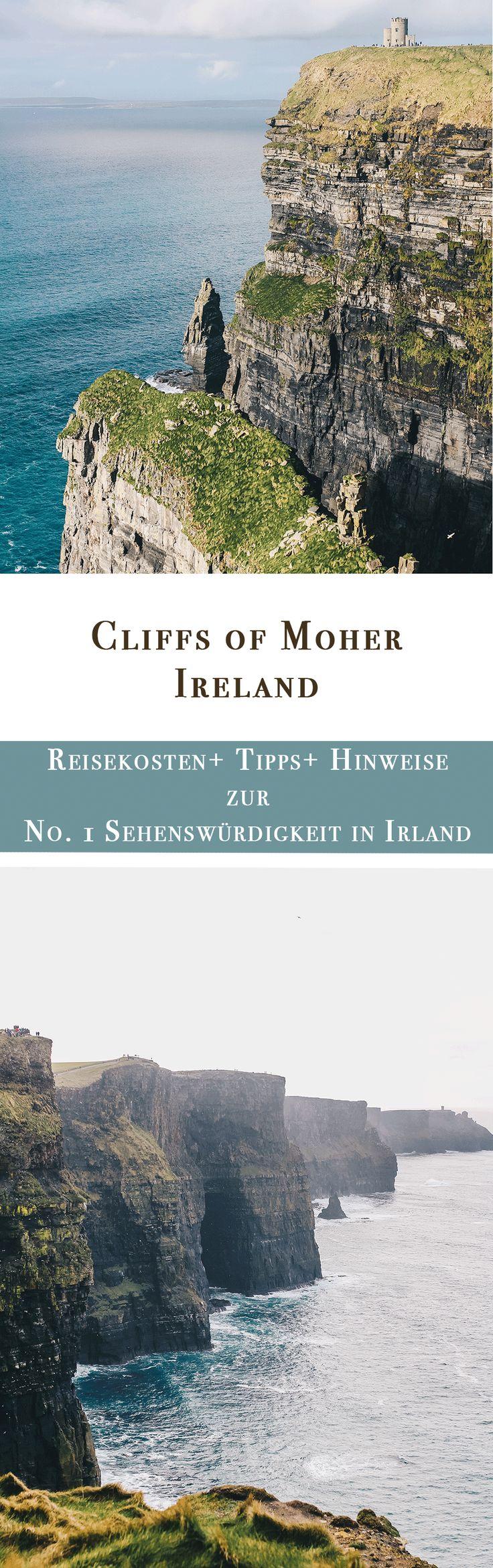 """Neues Wochenende, neuer Roadtrip in Irland. Letztes Wochenende ging es zu meinem Lieblingsplätzchen in Irland, Cliffs of Moher. Unfassbare Steilklippen, die über hunderte Meter aus dem Ozean fast senkrecht herausragen und einemden Atem rauben. Insgesamt fuhren wir in einer Gruppe von 17 internationalen Studenten nach Galway über's Wochenende um sowohl in der Stadt an sich, … """"1 Sehenswürdigkeit, die du in Irland gesehen haben musst. Cliffs of Moher."""" weiterlesen"""