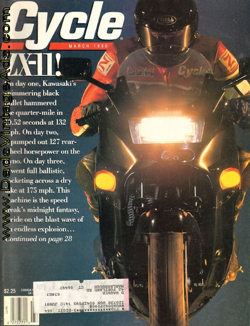 Attractive 1990 Kawasaki Ninja U2013 U201d U0027Scuse Me, Did You Pass A Black Motorcycle With My  Arms Attached To It?
