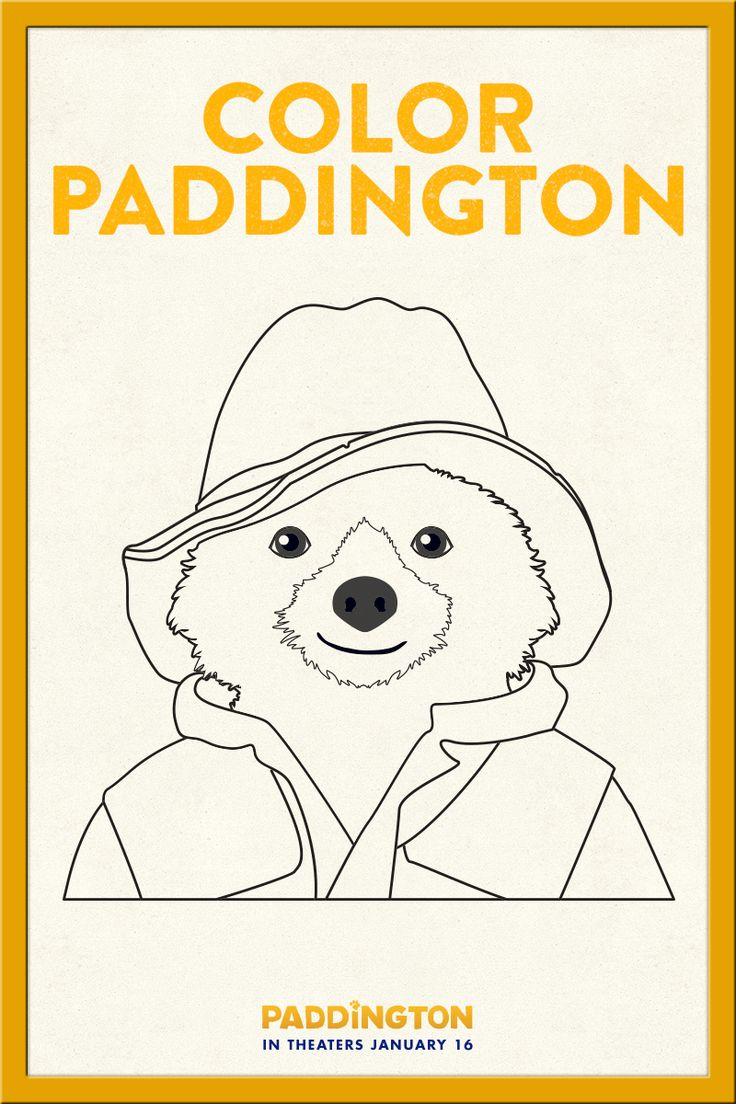 33 Best Paddington Printables Images