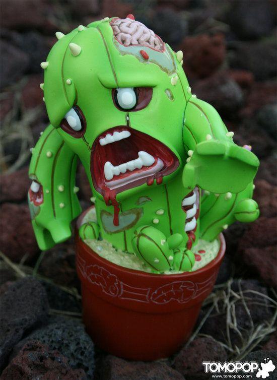 Zombie Cactus