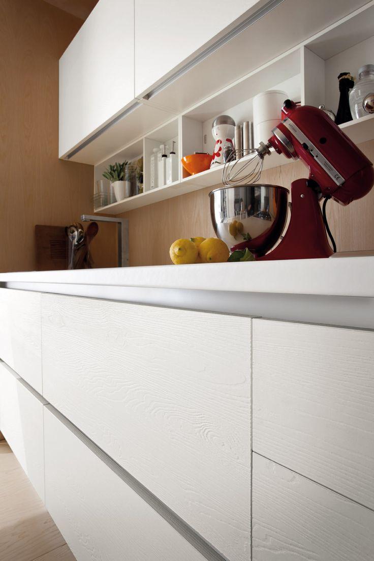 Oltre 1000 idee su cucine in rovere su pinterest - Cucine in rovere ...