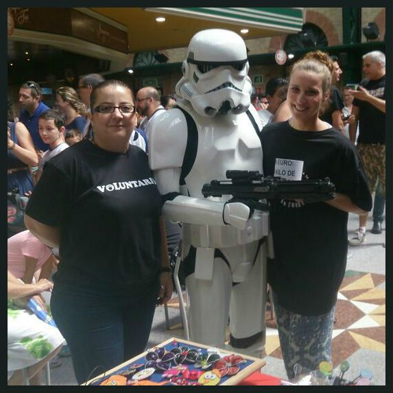 Legion 501 nos ayudaron a recaudar fondos para el refugio. ¡Gracias mil! http://protectoralacandela.org/evento-legion-501/