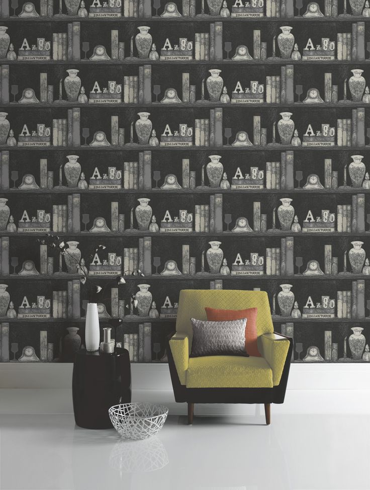 Library Hamlet Preto