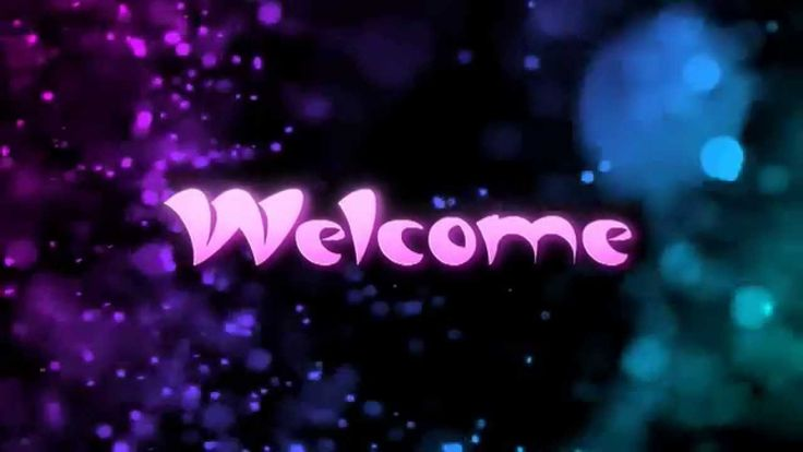 """So beautiful. All the cool ways to say that universal of phrases: """"Welcome"""""""