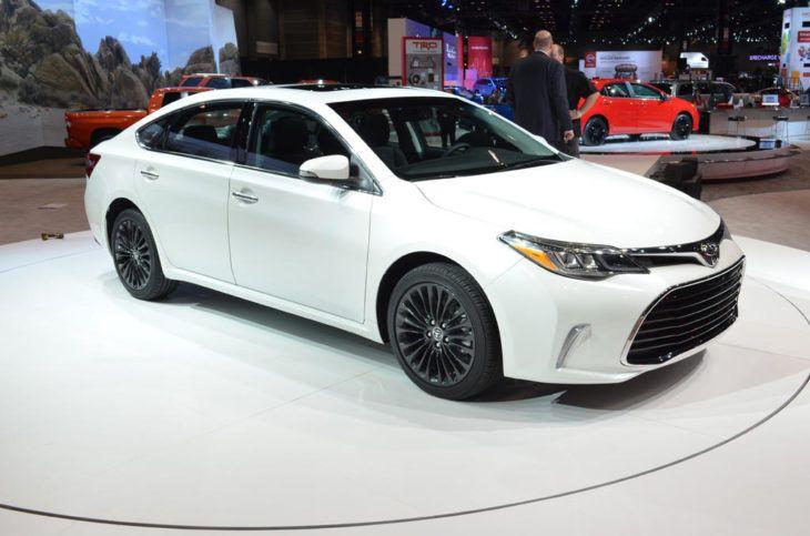 2016-Toyota-Avalon www.dwtoyotalasvegas.com