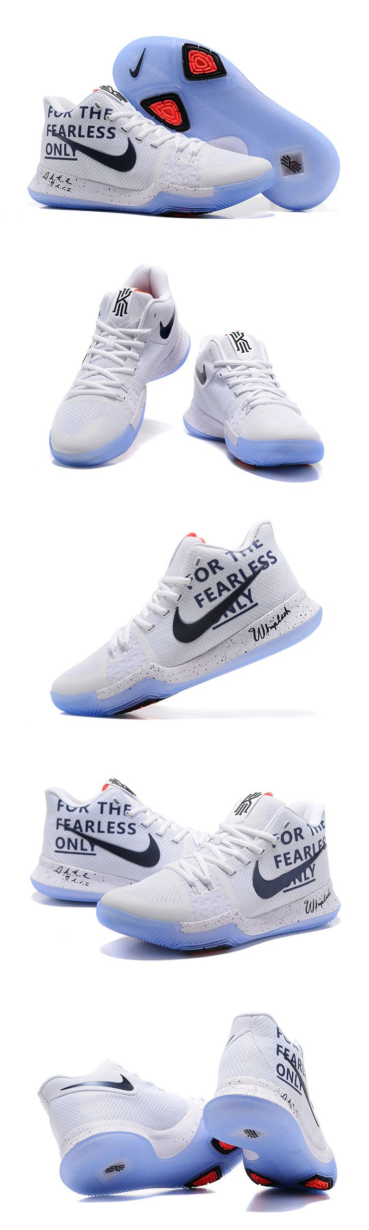 """Kyrie Irving 3 Knit 2017 shoes """"East Never"""" Size:40-46 WhatsApp:86 13328373859"""