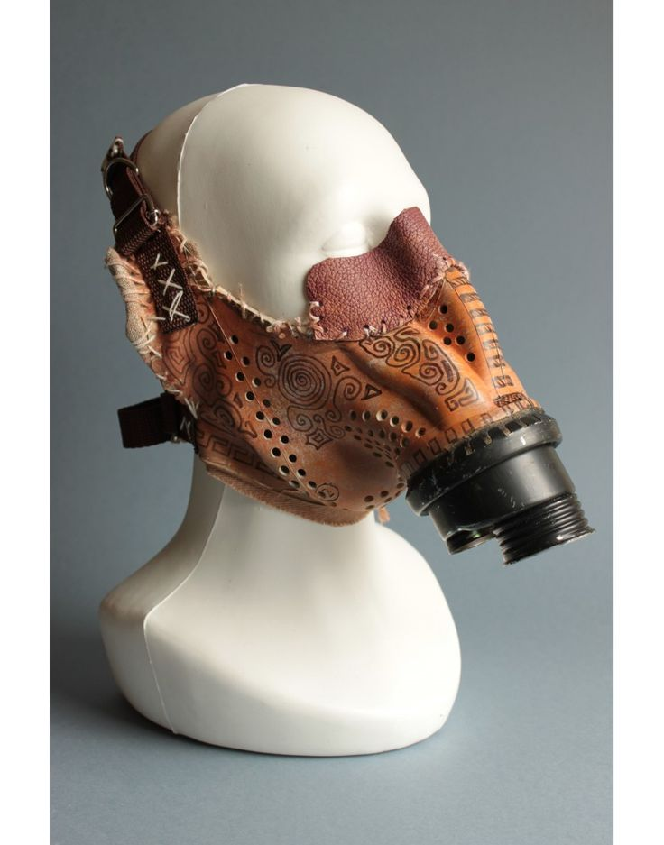 Fallout Tribe Gas Mask vol. 2