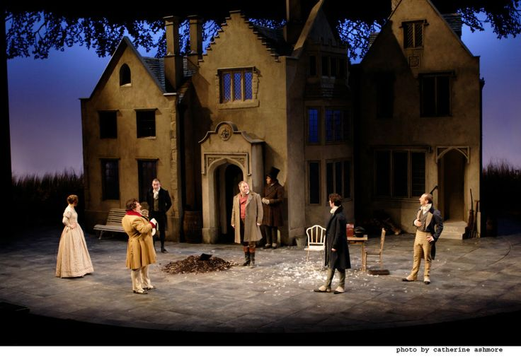 Postcards from the Gods: London Assurance – National Theatre